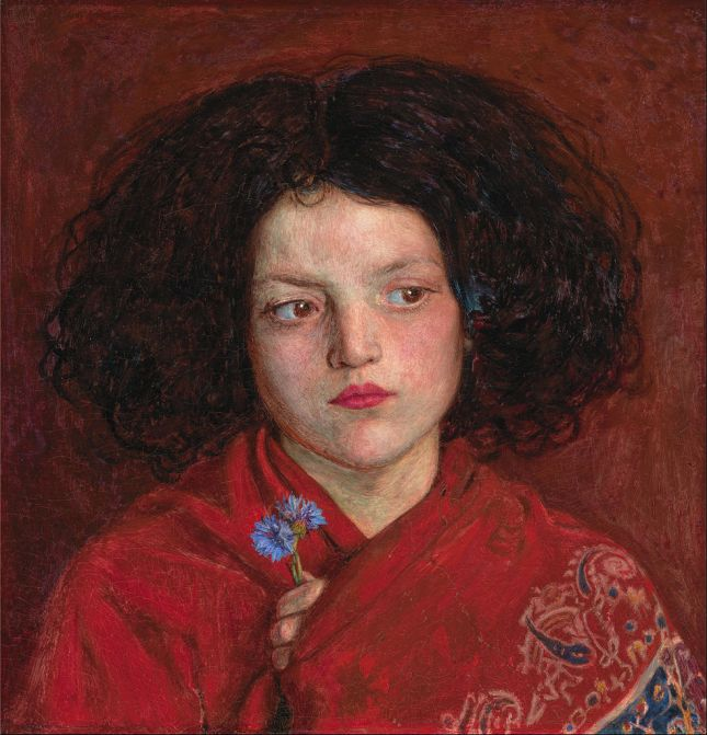 ford-madox-brown-la-chica-irlandesa