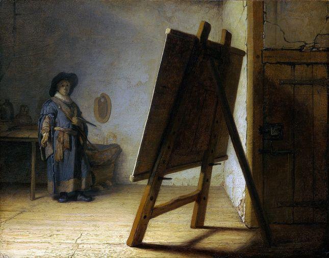 el-pintor-en-su-estudio