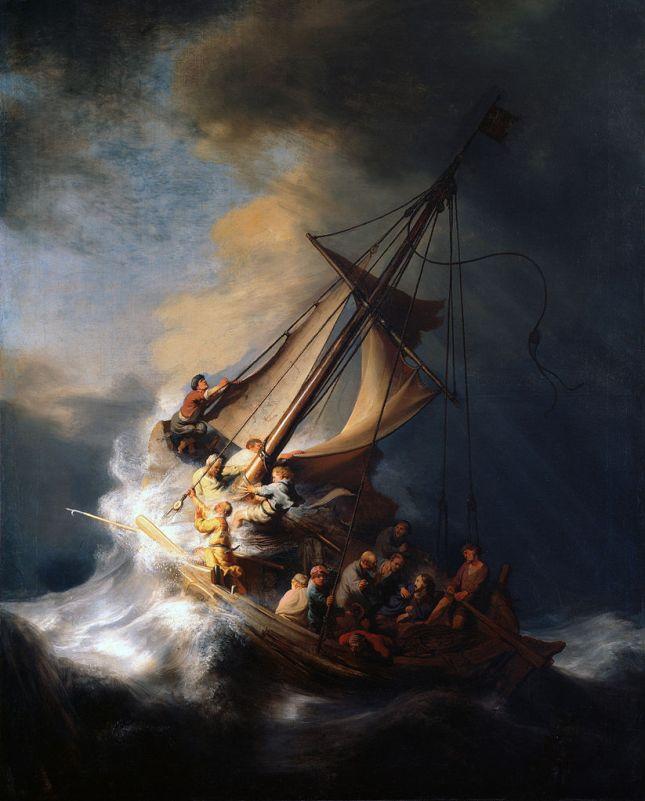 la-tormenta-en-el-mar-de-galilea