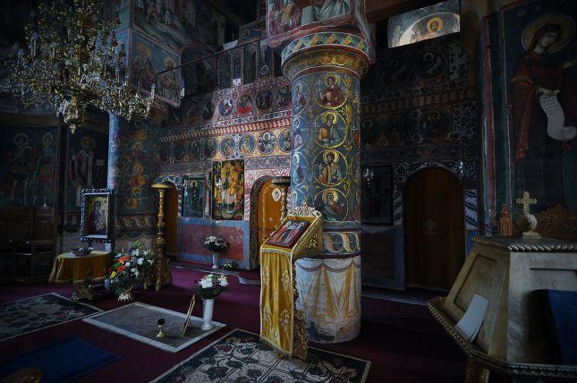 monasterio-de-snagov-interior