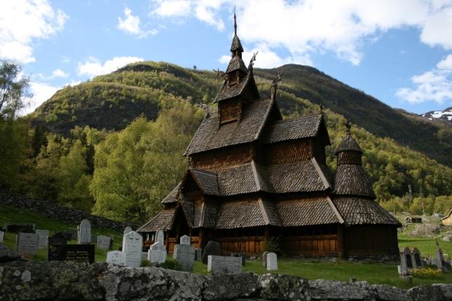 stavkirke-de-borgund
