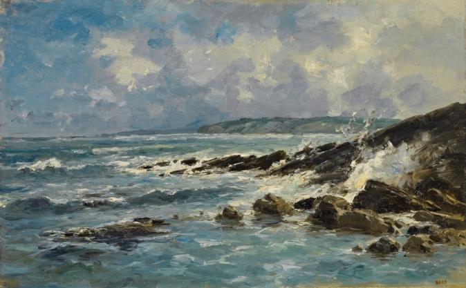 Rompientes de olas (Lequeitio)